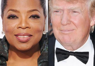 oprah and donald