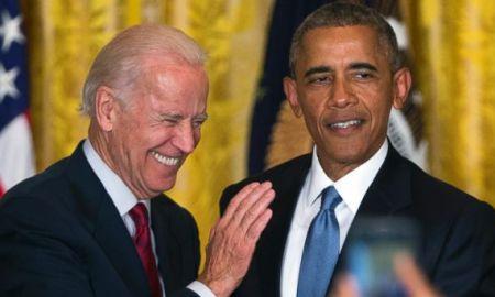 biden & Obama