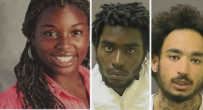 Baltimore:  16-Year Old Girl Raped, Strangled & Set On Fire By Gang Members
