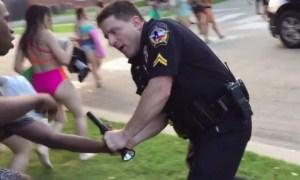mickinny texas officer