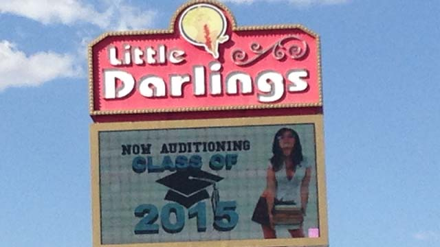 little darling sign