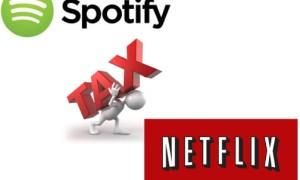 Netflix-Spotify-Tax