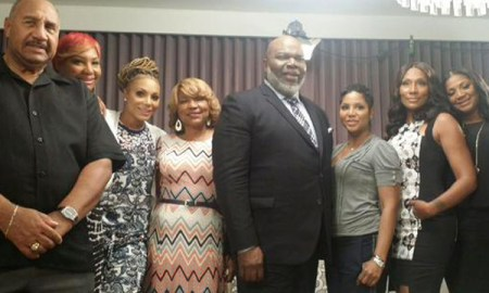 See What Bishop TD Jake's Tells The Braxton Sisters About Black Women Respecting Black Women