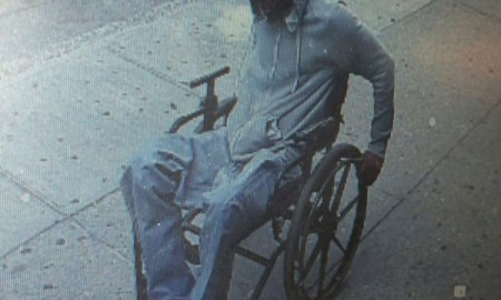 New York: Man Robs Bank In Wheelchair & Makes A Bold Getaway