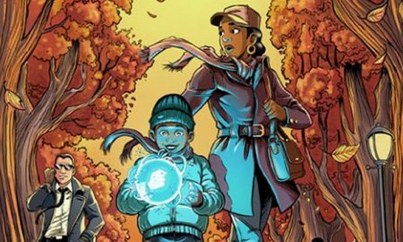 "New Comic Book Coming Soon A Single Black Mom Raising A Superhero Son ""Raising Dion"" [ Trailer]"