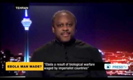 African-American Man Has Documents That Proves That Ebola Was Created & U.S Government Has A Patent On It [ Video]