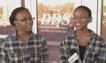 Georgia DMV Denied Twins Their Drivers License Because They Couldn't Tell Them Apart