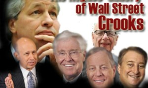 The Justice Depatent Are Gearing Up To Prosecute Wall Street Crooks For Financial Crisis In 2008