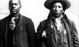 Cherokee & Slave