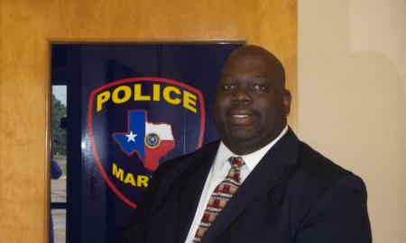 marlin police chief