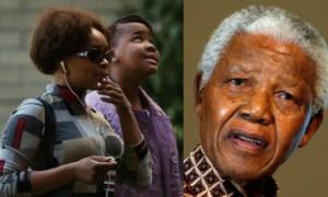 Mandela Stepdaughter
