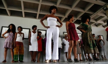 Cuba Held The First Natural Hair Competition For Black Women To Promote & Celebrate Black Pride