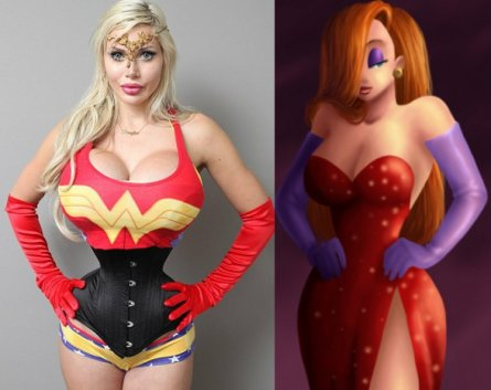 pixe fox jessica rabbit