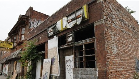 Chinese Investors Are Buying Up Detroit For Themselves As Well As Other Land All Over The U.S