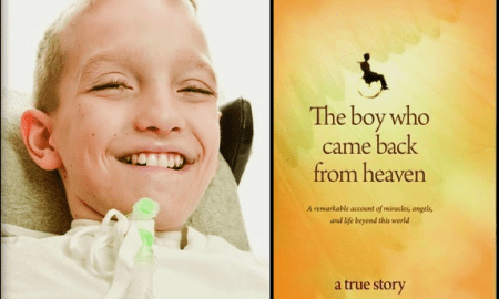 Young Boy Who Gave Detailed Description Of Going To Heaven After Car Crash Lied & Books Pulled From Shelves After Making The Best Sellers List