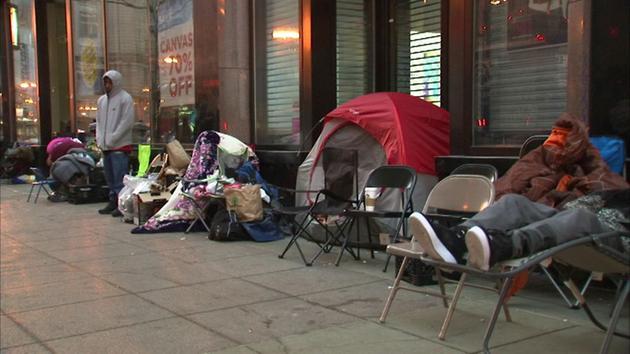 New Jordans Retail For $650.00 & Fans Line Up Three Days Early