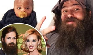 Duck Dynasty Star Jep & Jessica Robertson Adopts A beautiful African-American Baby Boy Named Jules Augustus