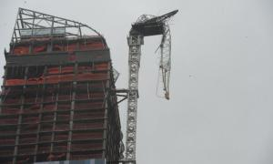Breaking News: Crane Collapse In NYC Caught On Camera [Video]