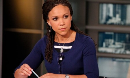 """MSNBC Correspondent Melissa Harris-Perry Walks Off Show, """" I Am not A Token, Mammy Or Little Brown Bobble Head"""