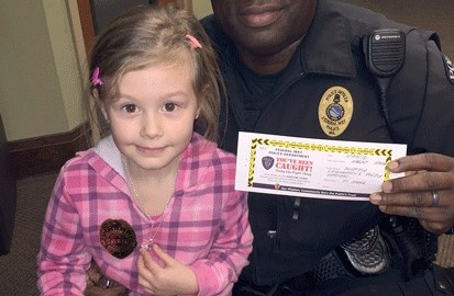 Washington Police Are Launching Their Positive Ticket Programs Awarding Young People For Doing Good