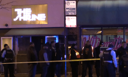 BREAKING NEWS: Shooting Outside Of Chicago South Loop Club; 2 People Wounded