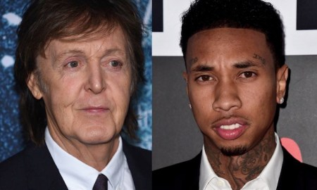 Rapper Tyga Says Paul McCartney Is A Legend, Why Would I Intentionally Deny Him; I Performed & Left