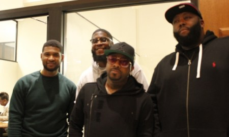 Rapper Killer Mike Along With Usher & Jermaine Dupri Set A Goal To Open Million Accounts At Black Owned Bank