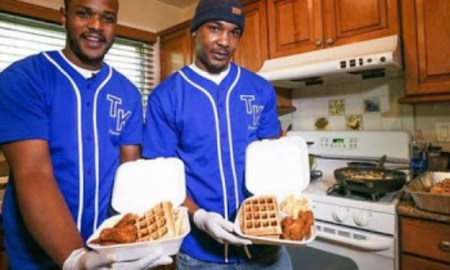 Former Blood & Crips Joined Forces & Have Gone From Rude Boys to Owning A Catering Service!