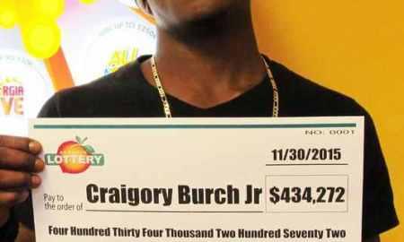Craigory Burch