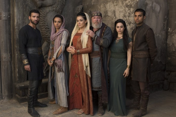 """After 2 Airings """"Of Kings & Prophets"""" Cancelled By ABC"""