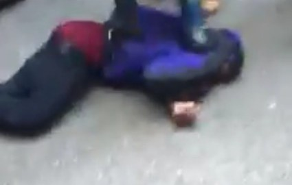 Gang Members Beat, Stomp, Kick & Punch Young Boy For Snitching [Video]