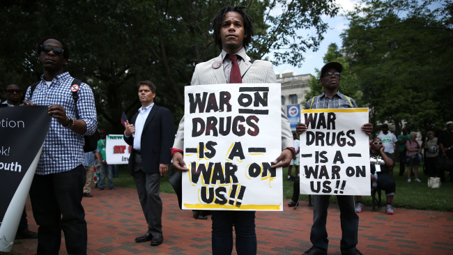 Former Nixon Aid Admits War On Drugs Was Government Sanctioned Terror On Black People