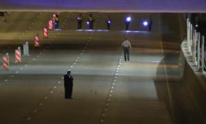 freeway shooting
