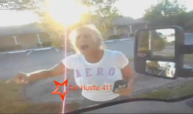 Enraged Cop Allegedly Pulls Gun On Tow Truck Driver For Towing Her Car, She Was Illegally Parked