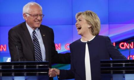 Breaking News: Hillary Clinton Hints That Bernie Sanders May Be Her Choice As Vice President Running Mate [Video]