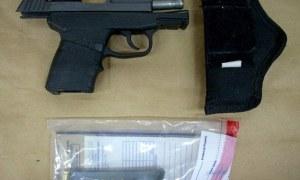 Martin gun evidence