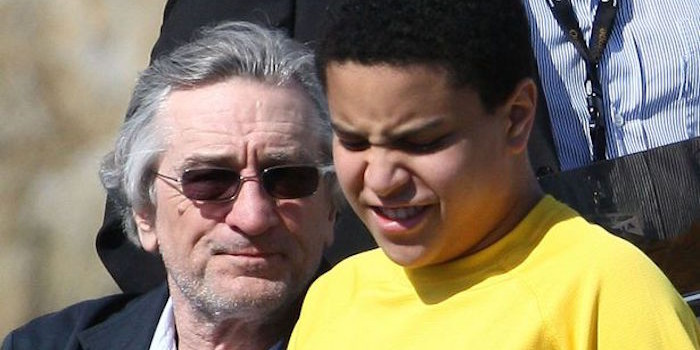 Actor Robert De Niro Tells The Press That MMR Vaccine Made His Healthy Son Autistic