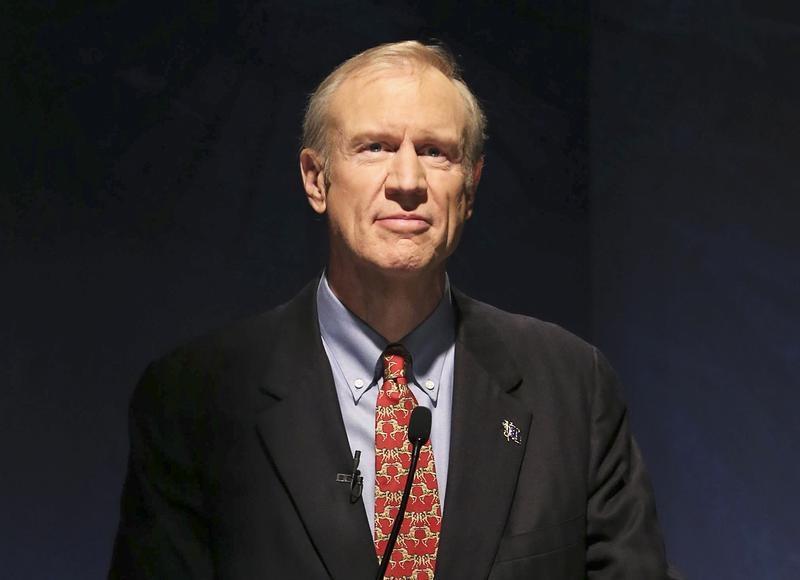 governor Bruce Rauner