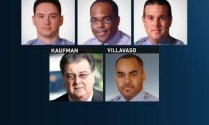 5 convicted cops