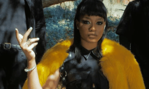 keke palmer yellow lights
