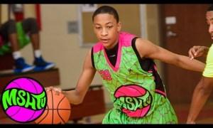 Top Chicago Basketball Prospect Nimari Burnett Chooses Morgan Park High School
