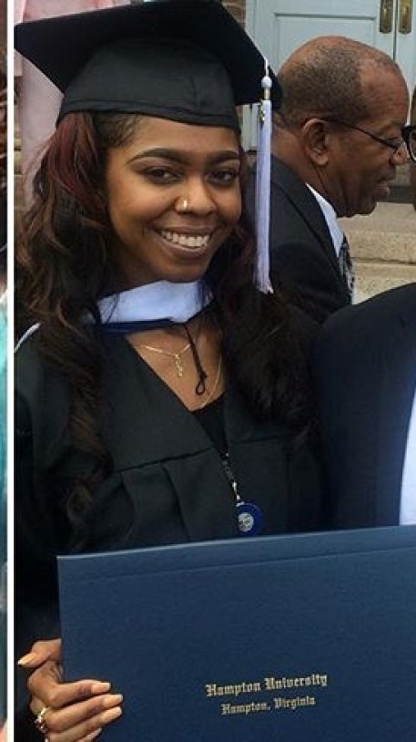 Police In Dublin Virginia Profiles & Stops African-American Graduate 3 Times In 30 Min, Arrested Her & Didn't Allow Her A Call For 15 Hours