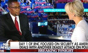 Megyn Kelly Tries To Over Talk Ex-New Black Panther President & He Turns The Tables On Her