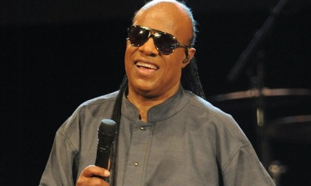 "Stevie Wonder Tells White Fans In London They All Have Black In Them, ""For Those That Don't Agree, I Don't Give A Fu#K"""