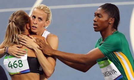 British 800M Fianlist Upset After Losing To South African Runner Says She Is Stronger & The Rules Overturned To Suppress Her Natural Strength Is Unfair
