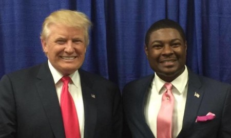 Trump Supporters Throws His Top Black Stategist Out Of Rally In Florida For Being Black
