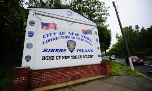 Rikers Island Entrance