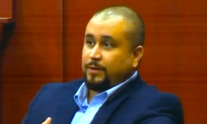 George Zimmerman Says #BLM Is A Terrorist Group When Being Questioned In Court