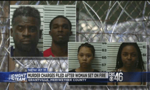 black gang members