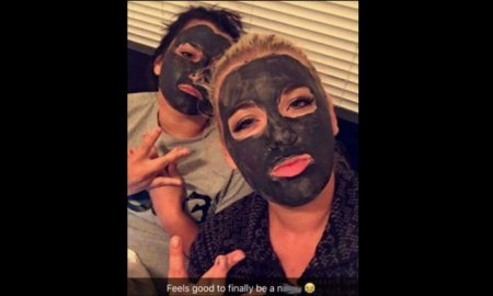 black-face-on-snapchat